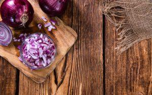 zijn rauwe rode uien gezond?