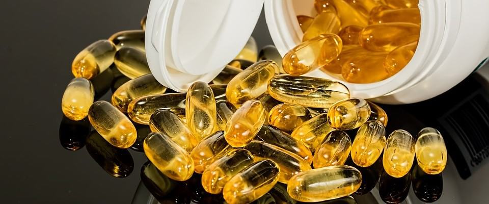 Vitamine D rijke voeding - visolie