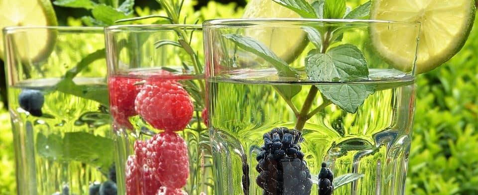 vitamine water zonder verborgen suikers