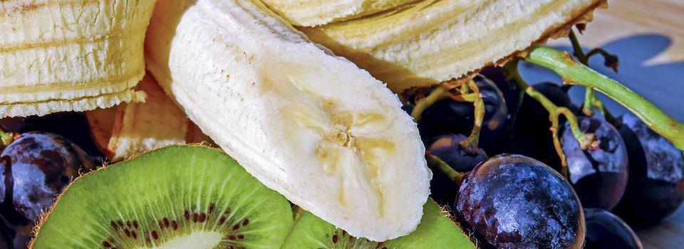 Bananen zijn geschikt als een gezonde avond snack