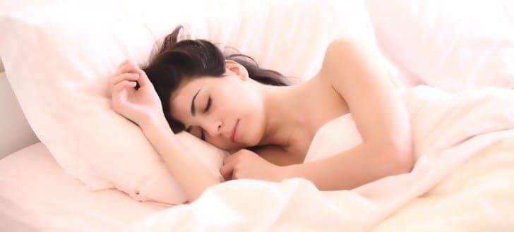 hoe val je snel in slaap