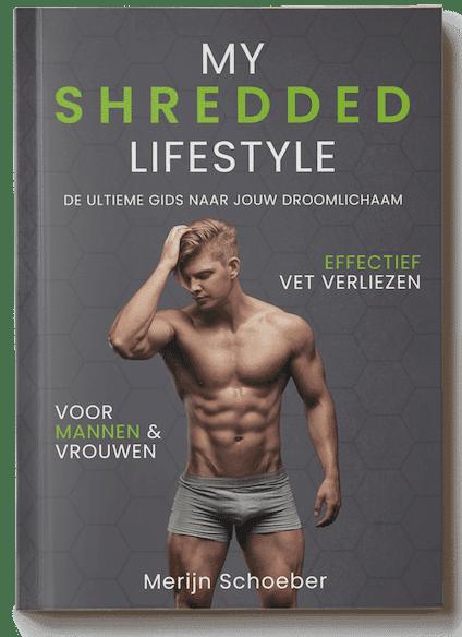 My Shredded Lifestyle boek