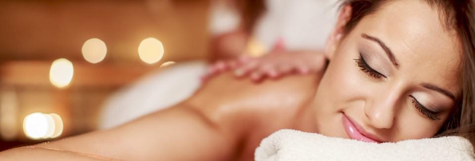 lekker in je vel zitten door een massage