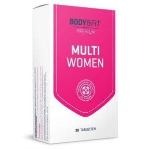 De beste multivitamine voor vrouwen
