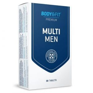 Multivitamine voor mannen van body fit