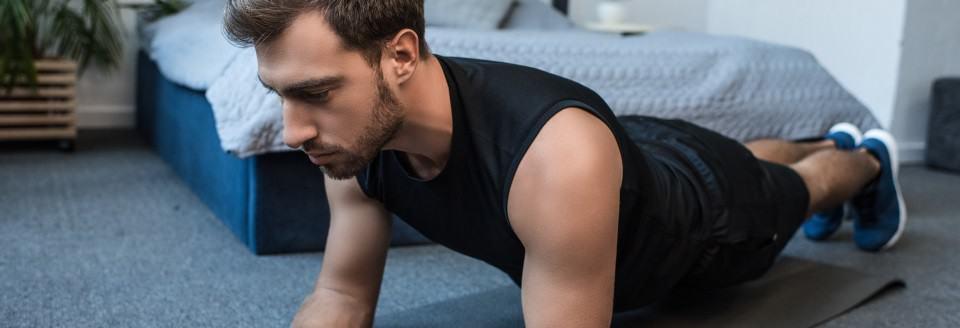 Ochtend Workout voor thuis