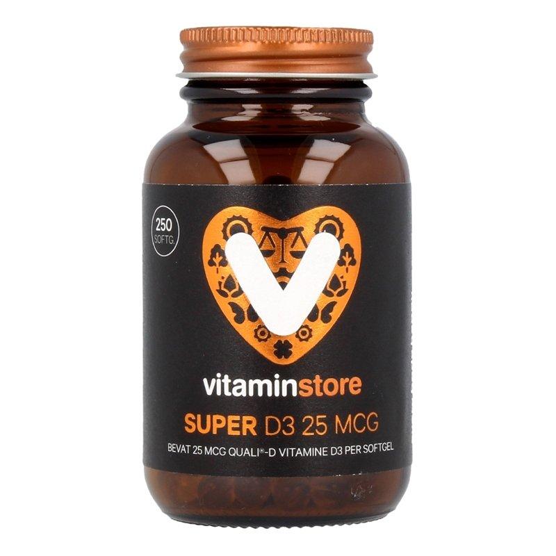 Vitaminestore super d3 vitamine d