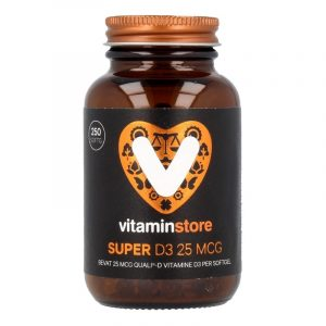 Vitaminestore super d3 vitamine d
