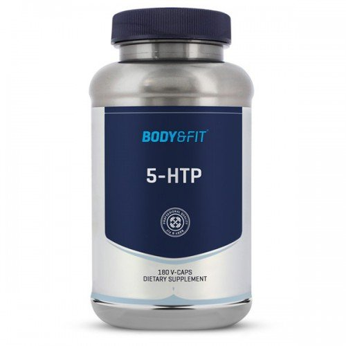 5 HTP 200mg van Body en Fit