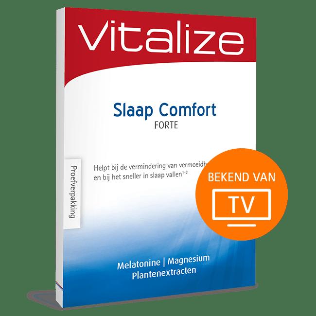 vitalize slaap comfort forte - slaappillen zonder recept