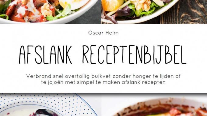 Afslank Receptenbijbel Review en ervaringen