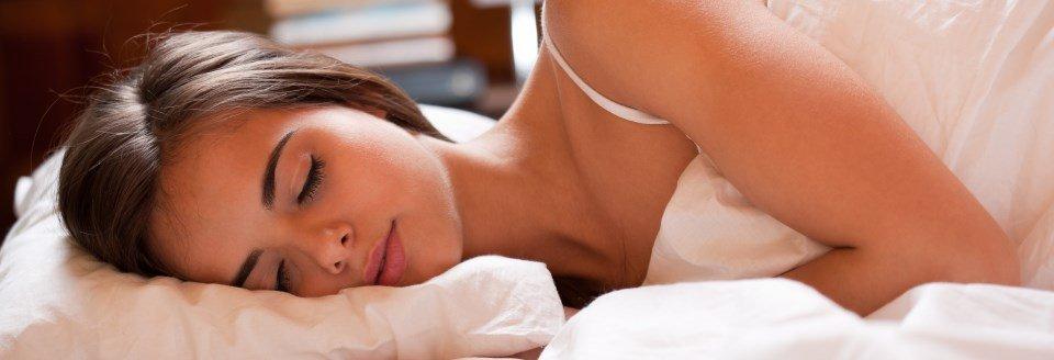 diepe slaap bevorderen