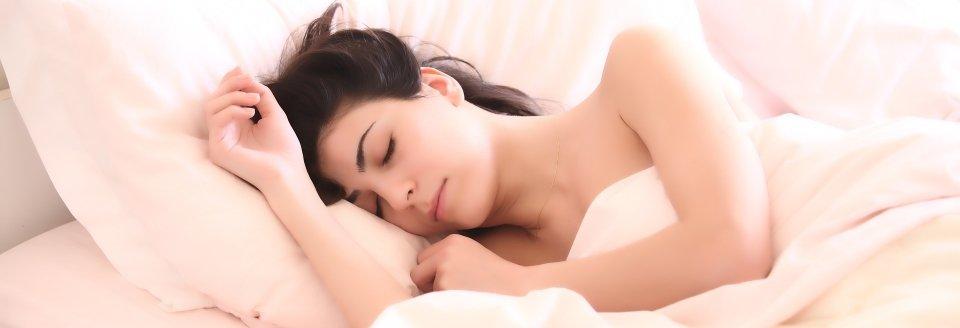 woelen in bed