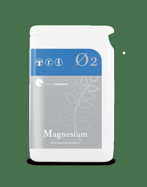 Magnesium beter slapen
