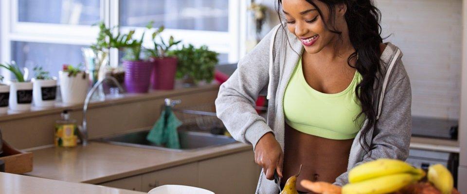 afvallen met krachttraining. Wat mag je wel en niet eten?