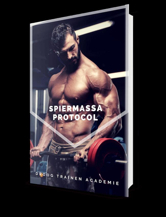 Spiermassa Protocol voor mannen - beste fitness boek
