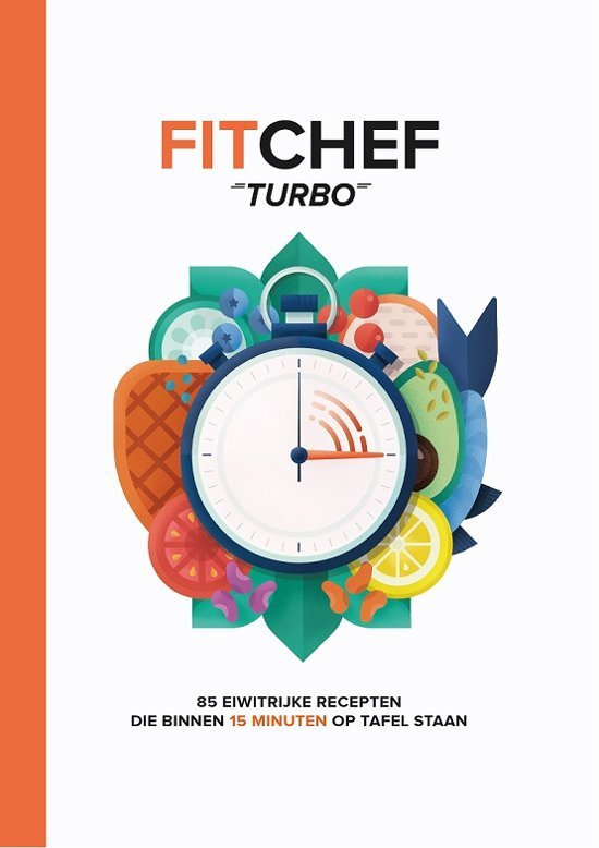 FitChef Turbo 16 gratis recepten