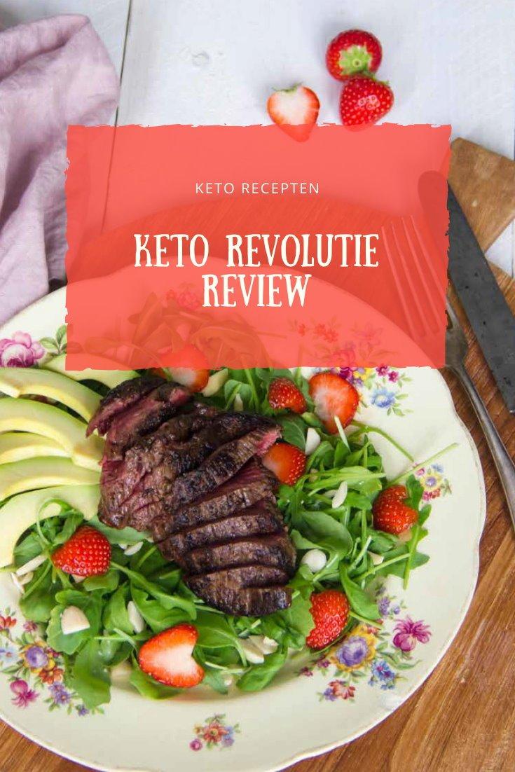 Mitchel van Duuren Keto Revolutie Review en ervaringen