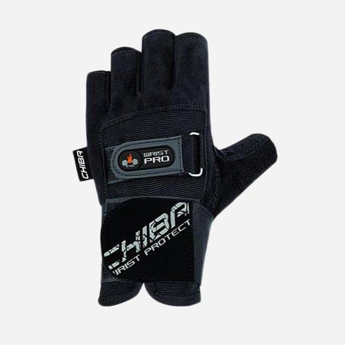 Chiba Wristguard fitness handschoenen voor mannen