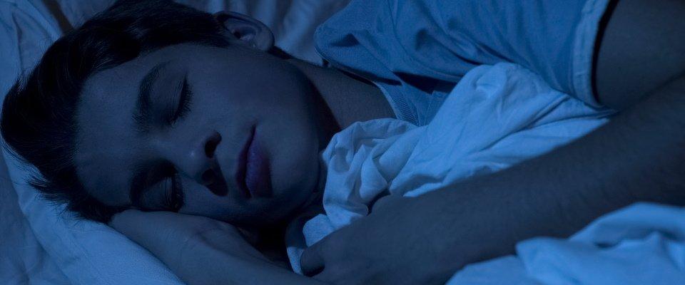 technieken om in slaap te vallen