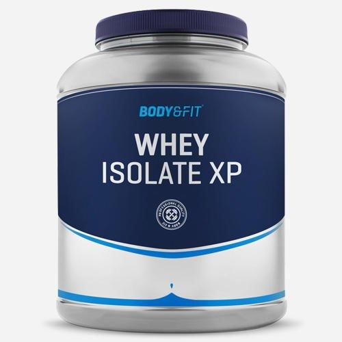 beste eiwitshake zonder suiker - Whey Isolaat XP van Body & Fitshop