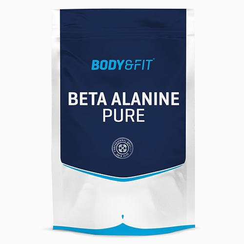 Beta-Alanine Pure Body en Fit
