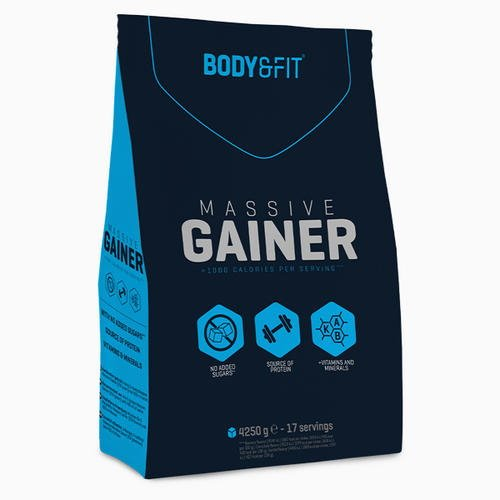 Body en Fit Massive Gainer