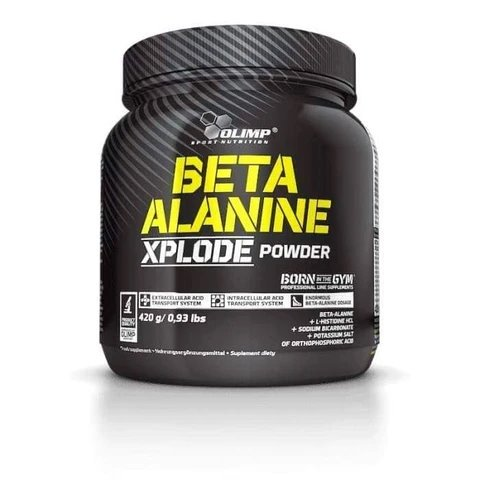 Beta Alanine Xplode Body en Gym