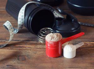 snelle spiergroei supplementen