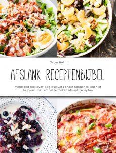 Afslank Receptenbijbel PDF gratis downloaden