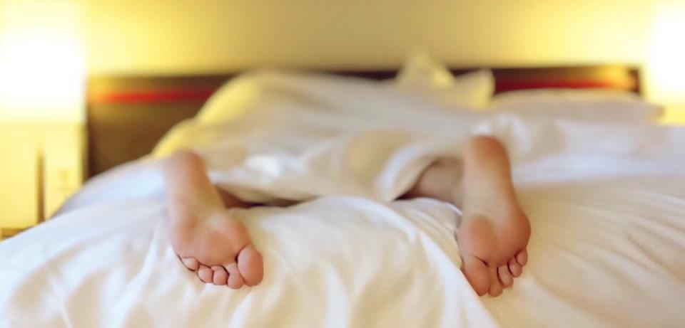voldoende rust is belangrijk wanneer je als vrouw wilt droog trainen