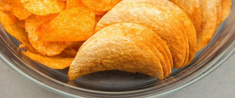 verborgen suikers in chips
