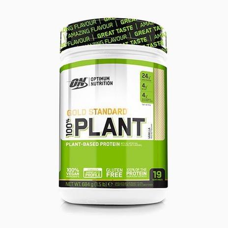 Gold Standard 100% Plant Based Protein van Optimum Nutrition