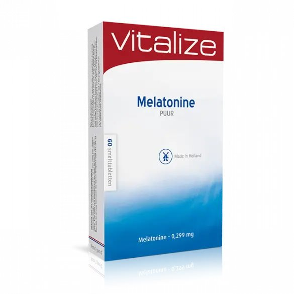 Vitalize Melatonine Puur