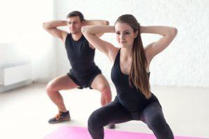 beenoefeningen voor thuis voor sterkere beenspieren