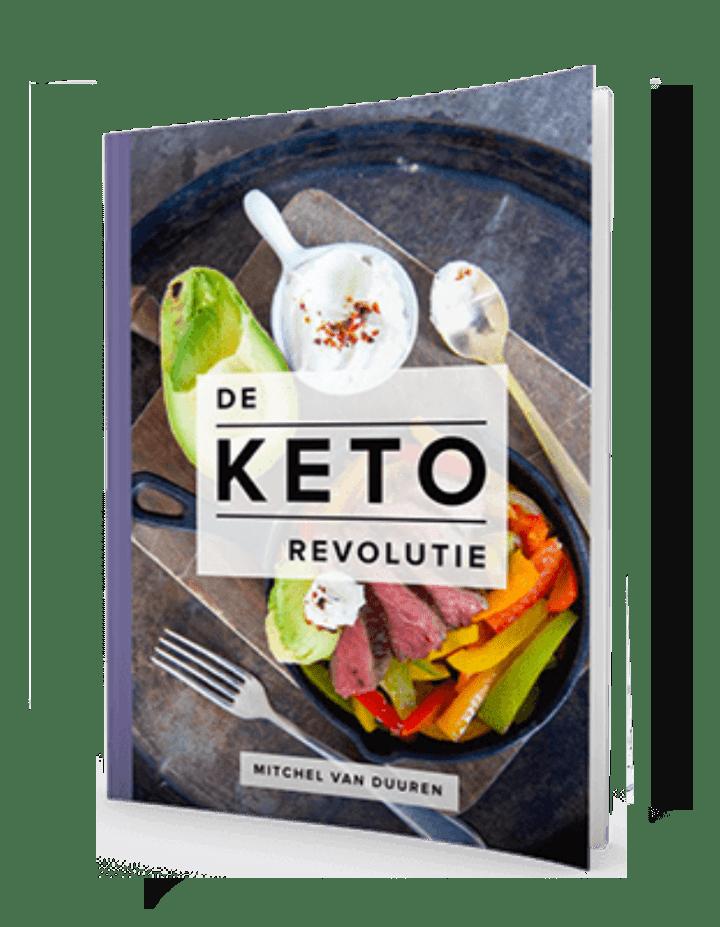 Keto Revolutie - Elke Hap Telt / Mitchel van Duuren