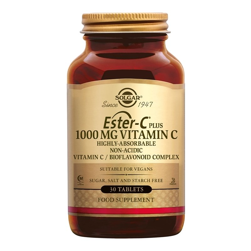 Solgar Ester-C vitamine C supplement
