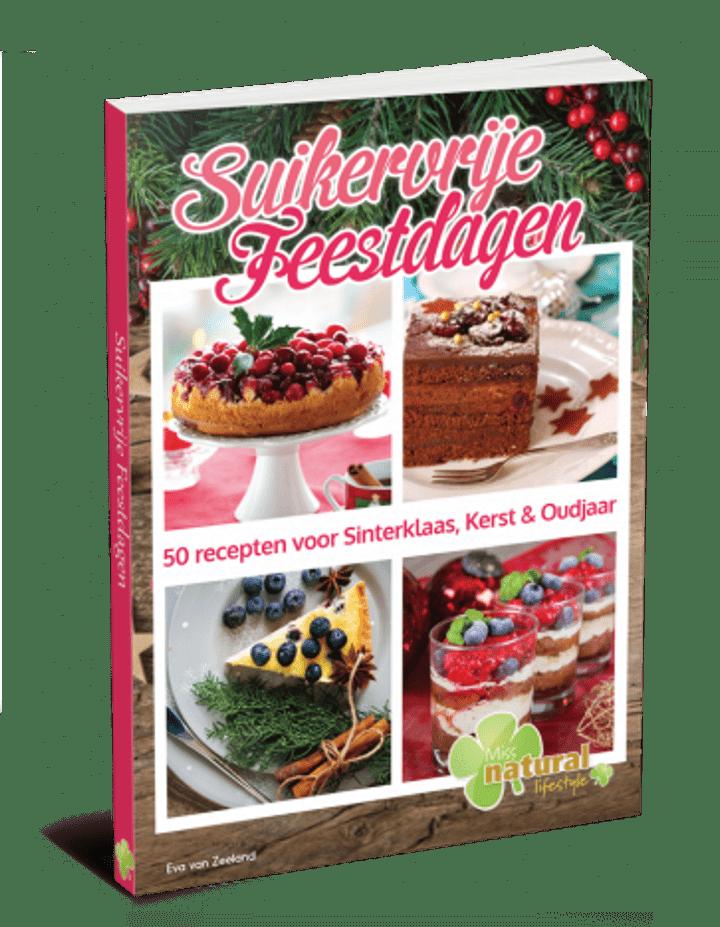 Suikervrije Feestdagen kookboek