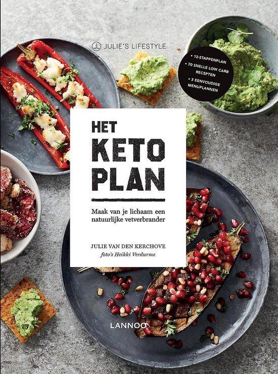 Het keto plan van Julie van den Kerchove