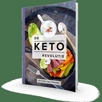 Keto Revolutie - het keto kookboek van mitchel van duuren