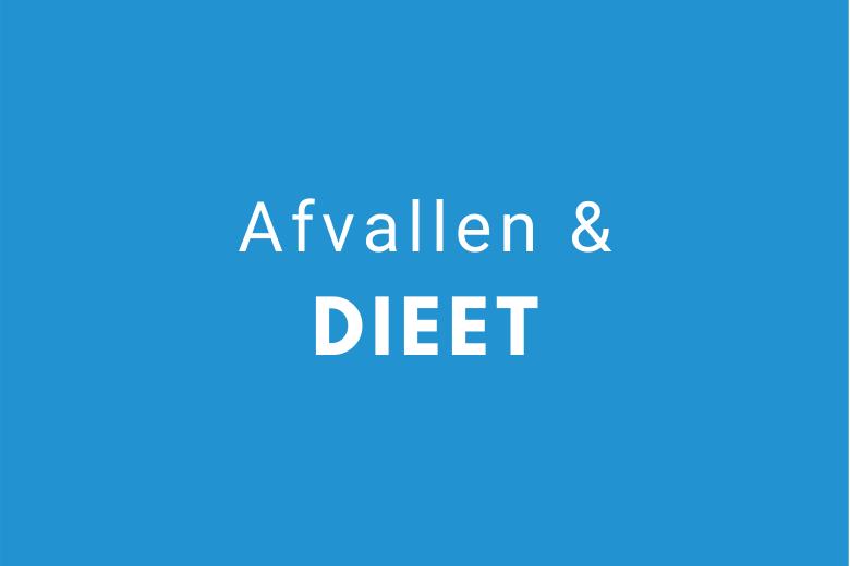 afvallen en dieet
