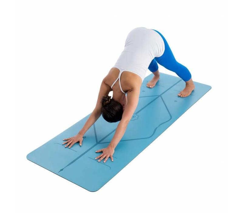 De Liforme Travel yogamat is de beste yogamat voor als je op reis gaat