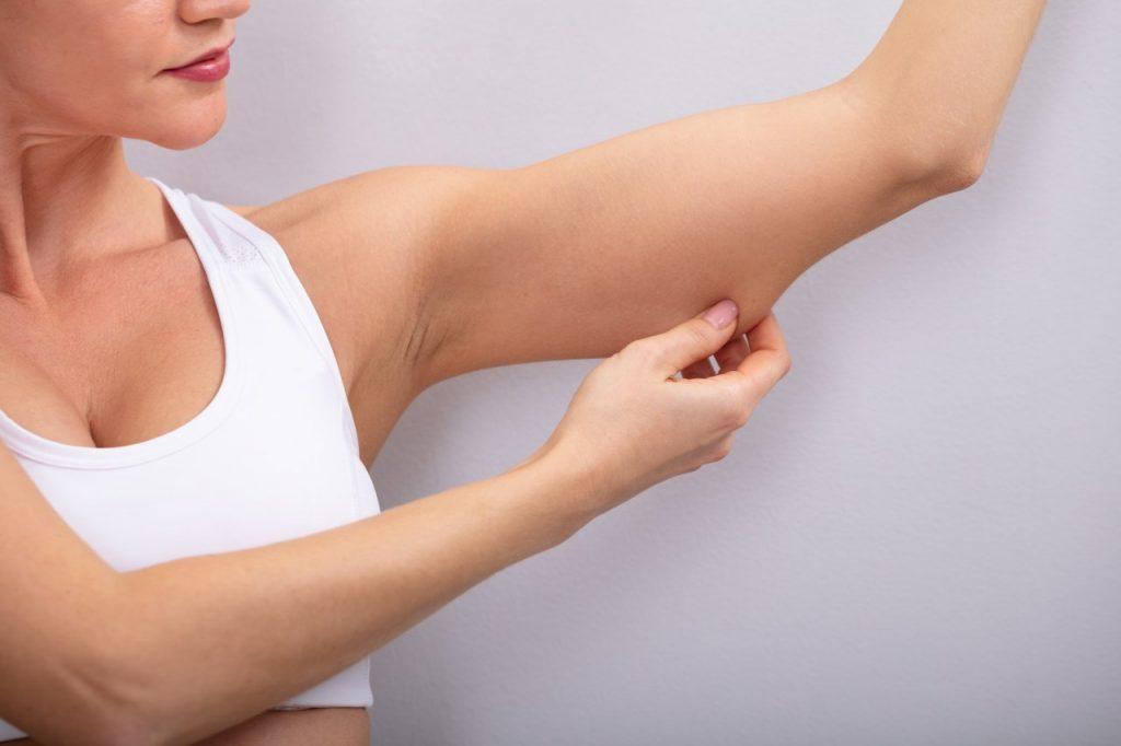 Arm vet verliezen - 6 tips om strakke en slanke armen te krijgen